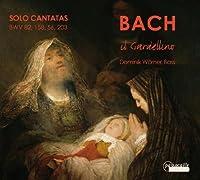 Bach: Solo Cantatas for Bass by Il Gardellino (2013-11-19)