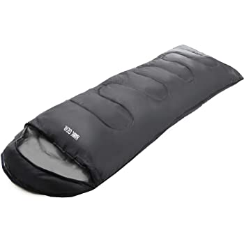 [HAWK GEAR(ホークギア)] 寝袋 封筒型 丸洗いできる シュラフ 軽量 0度 耐寒 超断熱仕様