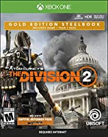 Tom Clancy's The Division 2 - Gold Steelbook Edition (輸入版:北米) - XboxOne