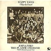 Happy Xmas (War Is Over) - Green - P/S - EX