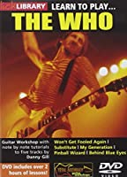 Learn to Play - the Who [Import anglais]