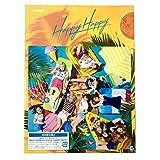 【外付け特典あり】 HAPPY HAPPY (初回限定盤A)(DVD付)(「HAPPY HAPPY」クリアしおり(9種より1種ランダム)+ICカードステッカー(9種より1種ランダム)付)