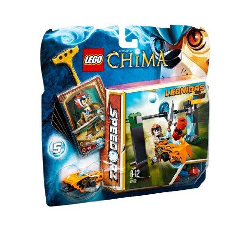 レゴ チーマ チのウォーターフォール 70102