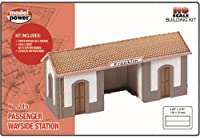 Model Power MDP215 HO KIT Passenger Wayside Station [並行輸入品]