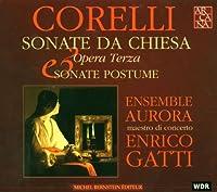 Corelli:Sonate Da Chiesa/Sonat