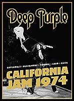 ディープ・パープル『カリフォルニア・ジャム 1974』2016年リマスター&レストア版【DVD(日本語解説書封入/日本語字幕付き)】