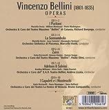 ベッリーニ:歌劇集(10枚組)