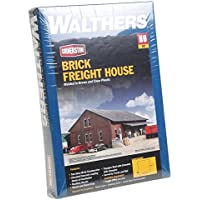 Walthers Cornerstone Series Kit HO Scale Freight House Kit by Walthers Cornerstone Series Kit