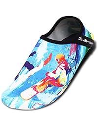 GETS(ゲッツ) マリンシューズ ウォーターシューズ アクアシューズ ビーチサンダル シュノーケリング 水陸両用 軽量 通気 携帯可 ヨガ サーフィン 男女兼用 メンズ レディース