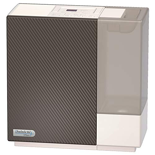 ダイニチ ハイブリッド式加湿器(木造和室5畳まで/プレハブ洋室8畳まで) RXシリーズ プレミアムブラウン HD-RX317-T