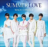 Magic Dragons♪MAG!C☆PRINCEのCDジャケット