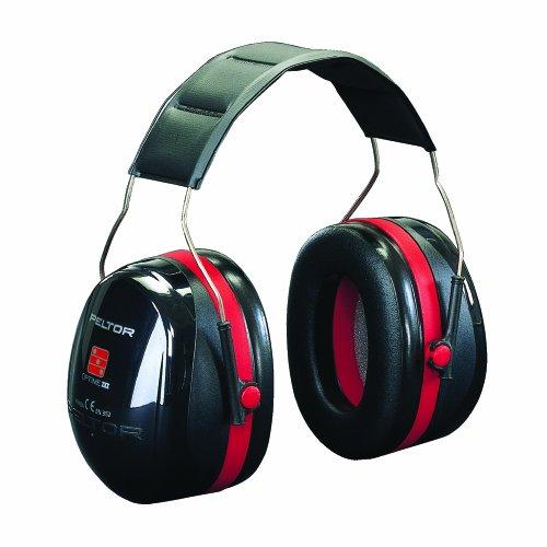 防音用イヤーマフ PELTOR H540A (NRR30dB)
