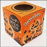 抽選箱 ハロウィン用抽選箱 16cm  4455