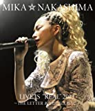 "MIKA NAKASHIMA LIVE IS""REAL""2013 〜THE LETTER あなたに伝えたくて〜"