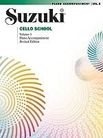 Suzuki Cello School: Piano Accompaniment (Suzuki Method Core Materials)