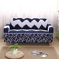 伸縮性のあるソファカバー綿のソファのタオルリビングルームのためのスリップ抵抗のソファカバー1/2/3/4シーターのソファ:colour14、4人乗り