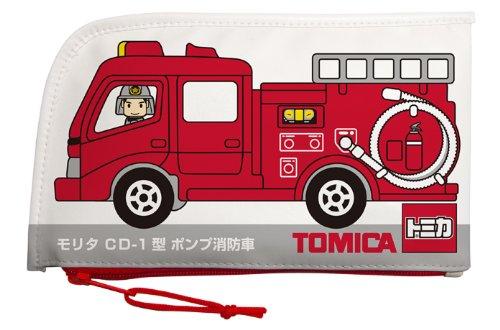 トミカマスクポーチ 消防車...
