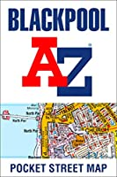 Blackpool A-Z Pocket Street Map