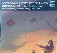 String Quintets With 2 Violas: Ensemble 415
