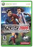 Pro Evo Soccer 2009 (輸入版:北米) XBOX360