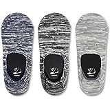 Healthknit ヘルスニット ソックス メンズ 3足セット カバーソックス 靴下 3P パック