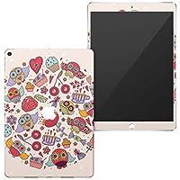 igsticker iPad Air 10.5 inch インチ 専用 apple アップル アイパッド 2019 第3世代 A2123 A2152 A2153 A2154 全面スキンシール フル 背面 液晶 タブレットケース ステッカー タブレット 保護シール 008887
