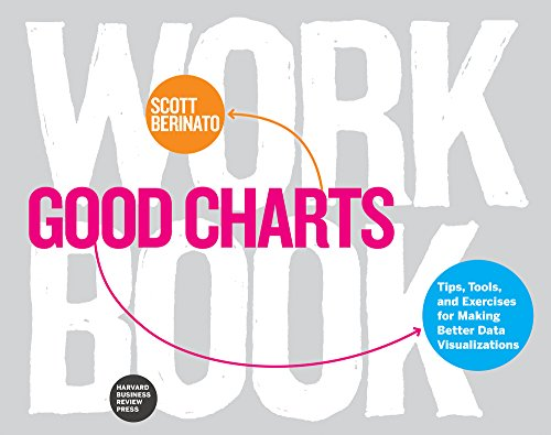 Good Charts Workbook: Tips, Tools, and Exercises for Making Better Data Visualizations