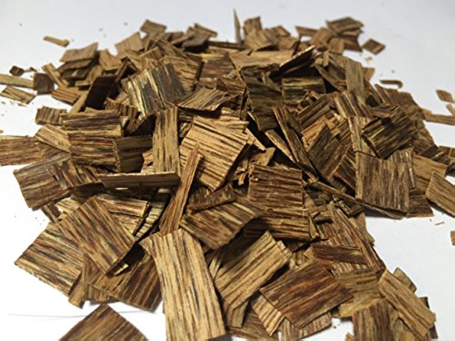 必要条件ペフ袋oudwoodvietnam. Com元Natural Wild Agarwood OudチップGrade A + | 70グラムお香アロマ