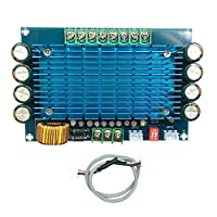 Perfeclan XH-M180 TDA7850 12V 4チャンネル パワーアンプボード オーディオアンプボード ハイパワー 実用