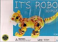 It's Robot 161 Piece 3D Puzzle Robocaddie