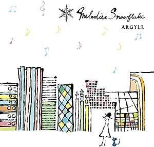 Melodies snowflake