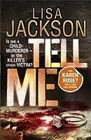 Tell Me: Savannah series, book 3 (Savannah Thrillers)