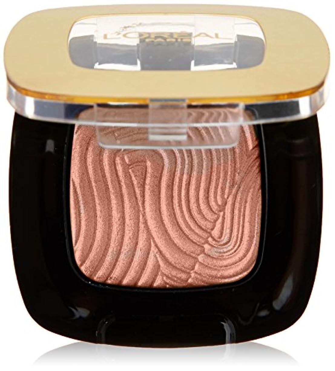 明快夜間促進するL'OREAL - Fards à paupières Color Riche L'ombre Pure - 507 pin up pink