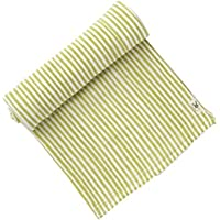 Pehr Designs petit pehr Stripe Swaddle - Citron [並行輸入品]