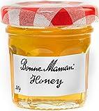 ボンヌママン ハチミツ 30g×3個