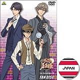 【Amazon.co.jp限定】新テニスの王子様 OVA vs Genius10 FAN DISC (U-17 缶バッジミラー付) [DVD]