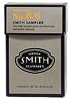 STEVEN SMITH TEAMAKER(スティーブンスミスティーメーカー) No.6/6 スミス サンプラー(6種アソート)