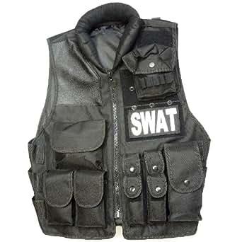 SWAT ミルフォース ベスト レプリカ サバゲー MW1 ファイナルスタンド