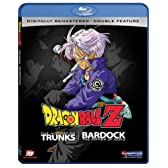 Dragon Ball Z: Bardok / Trunks Double Feature [Blu-ray] [Import]