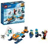 LEGO City Arctic Exploration Team 60191 Building Kit (70 Piece), Multicolor