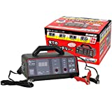 Meltec ( メルテック ) バイク・自動車・バッテリー充電器 (長期3年保証 ) SC-1200