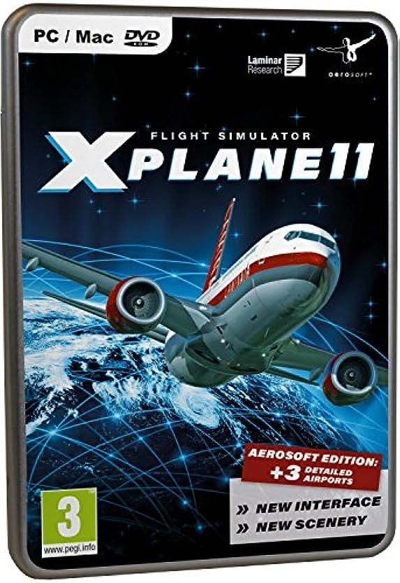 集中的なスペシャリスト期待してXPlane 11 Aerosoft Edition(輸入版)