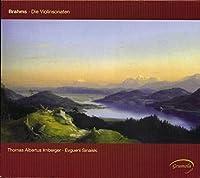 Violin Sonatas by JOHANNES BRAHMS (2009-09-01)
