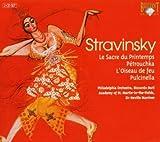 ストラヴィンスキー:バレエ音楽集(2枚組)