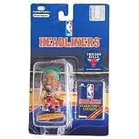 Corinthian(コリンシアン) NBA シカゴ・ブルズ デニス・ロッドマン フィギュア ヘッドライナーズ 1996 エディション (Green Hair) - [並行輸入品]