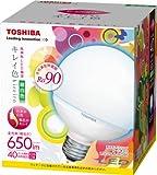 東芝 E-CORE(イー・コア) LED電球  ボール電球形9.6W(高演色タイプ・ボール電球40W相当・650ルーメン・昼白色)外径95mmタイプ LDG10N-D/G95