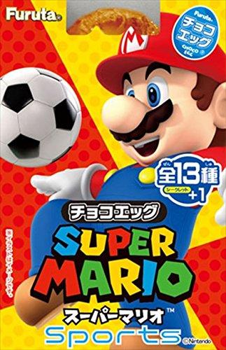 フルタ チョコエッグ スーパーマリオ スポーツ 10入