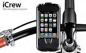 MSY 自転車用iPhoneケース iCrew MS-IC01BK
