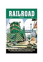 Railroad Magazine The Train That Makes A Thousand Canvas 20x30 06120-0_20x30x3/4 - Canvas