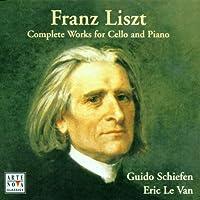 Liszt: Cello & Piano Works
